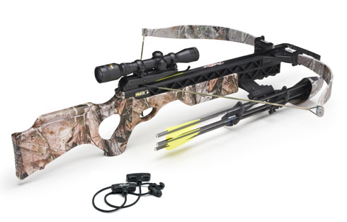 Two New Crossbows From Excalibur