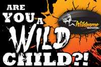 Kids Only – Are you a Wild Child? Enter the Wild Child Contest Today!