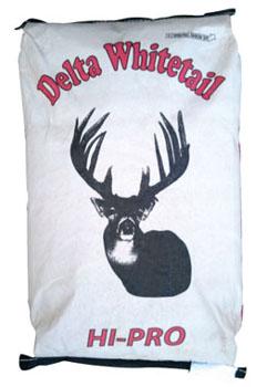 Wildwood Genetics Delta Whitetail Hi-Pro 18% Pellets