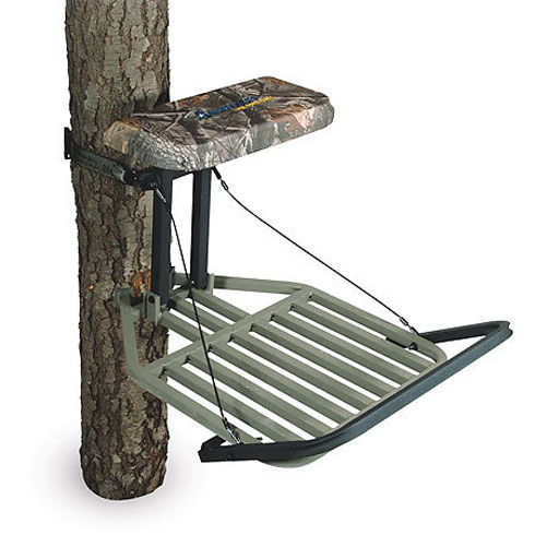 Gear Review – Ameristep Ralph's Choice Hang-On Tree Stand Combo with Rapid Rails