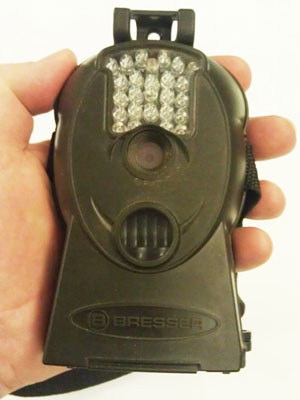 Trail Camera Review – Bresser 5MP