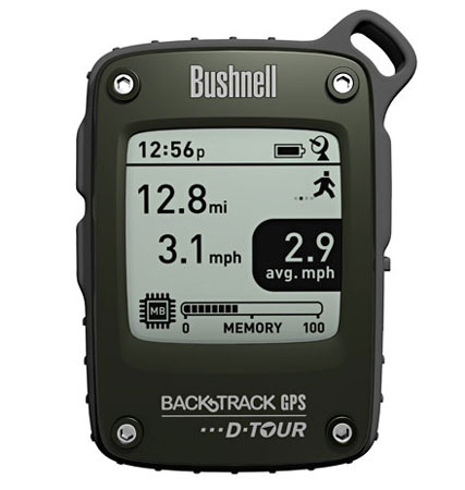 Gear Review – Bushnell BackTrack D-Tour Personal Location Finder