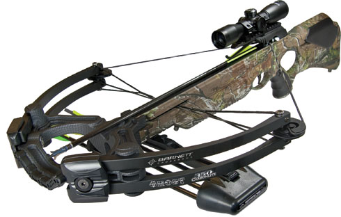 Barnett Offers Ghost 350 Crossbow