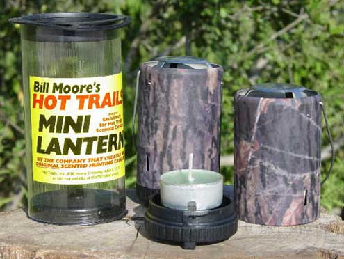 Gear Review – Hot Trails Hunting Candles
