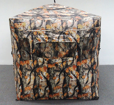 Gear Review Killzone Turret Xl Hub Style Hunting Blind