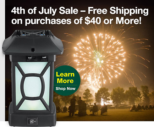 ThermaCELL 4th of July SALE.