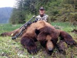 Congratulations to Chase Fulcher who took a great grizzly in BC. Chase and his son Dale also took four big black bears on this 10 day hunt as well.