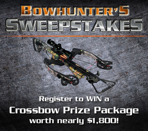 MidwayUSA Launches NEW Bowhunter's Sweepstakes