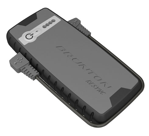 Brunton Introduces the Resync Portable Power Pack