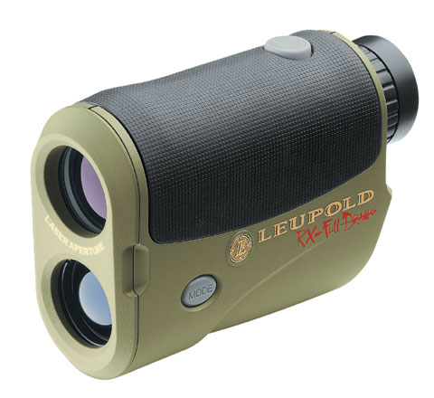 Leupold Expands RX Line of Compact Digital Laser Rangefinders