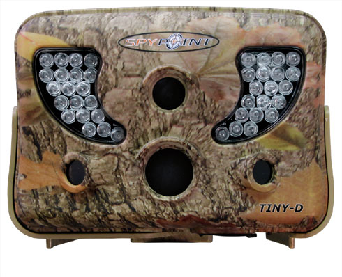 Gear Review: Spypoint Tiny-D Game Camera