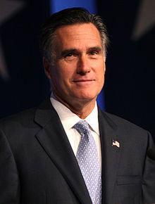 Why Mitt Romney?