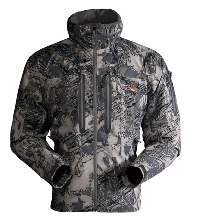 Sitka Offers Cloudburst Apparel Series
