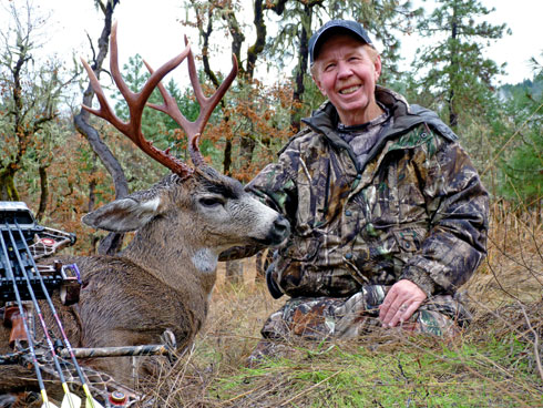 Hunting Oregon Blacktails