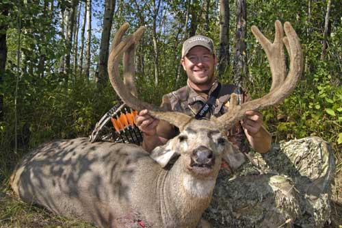 """A More """"Scent-sible"""" Approach to Attracting Deer"""
