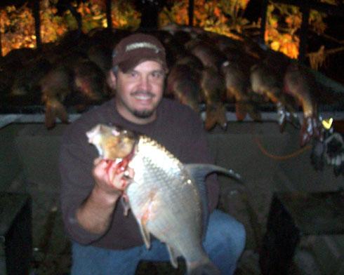 Fall Bowfishing with AMS Bowfishing