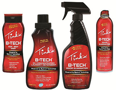 Tink's B-Tech Products Rank #1