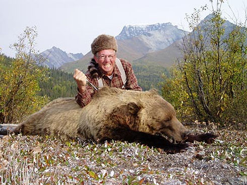The World's Shortest Grizzly Bear Hunt