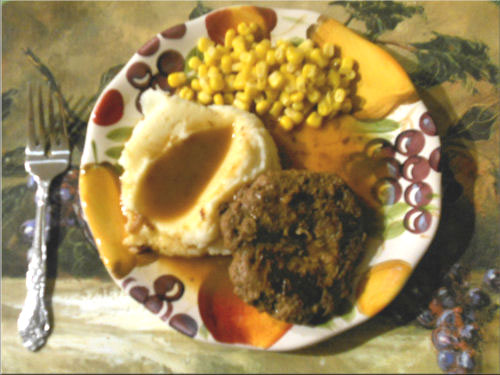 Cooking With SusieQ – Chopped Venison Steak and Gravy