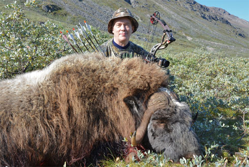 Blazer Vanes Make History in Greenland!