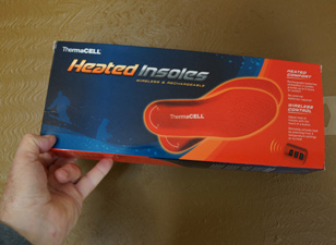 Field Test: ThermaCELL Heated Insoles