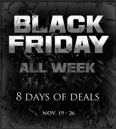 It's Black Friday at MidwayUSA…All week!