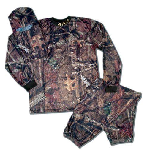 HECS Now in Mossy Oak Camo