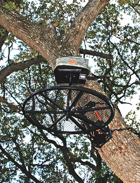 Gear Review Johnson 360 Treestand Bowhunting Net