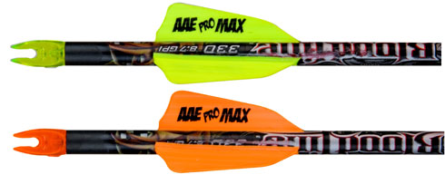 AAE Pro Max Vanes for 3-D Or Mechanical Heads