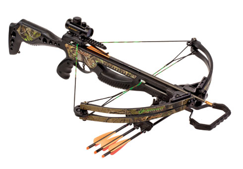 From Barnett Crossbows – the Jackal