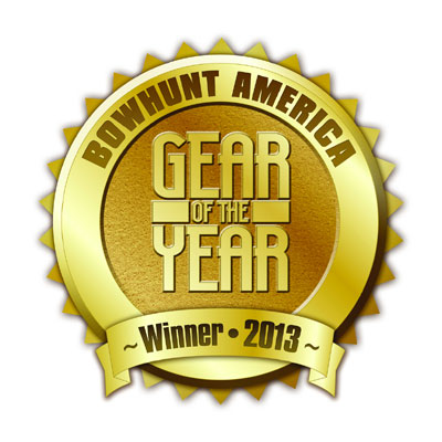 "Robinson Outdoors wins ""Gear of the Year"""