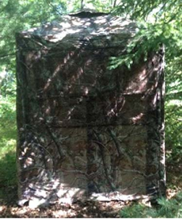 "Gear Review: The ""SWITCH"" Ground Blind From Ameristep"