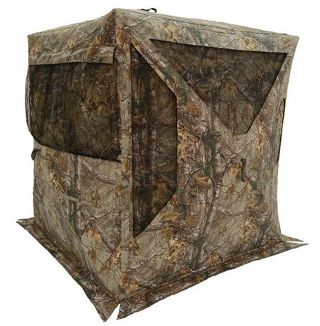 "New ""Shadow Series"" Pop-Up Ground Blinds From Browning"