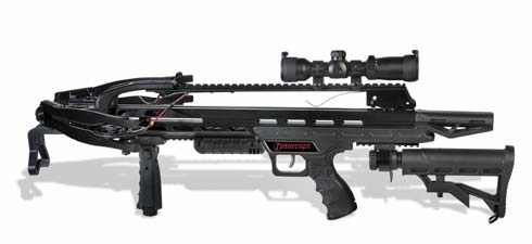 Carbon Express® Brings AR Flexibility to Crossbows