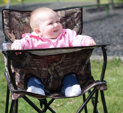 CIAO! Baby Go Anywhere High Chair