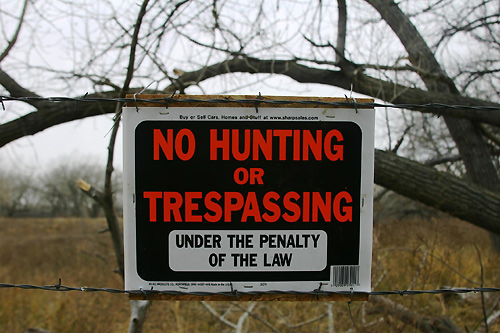 10 Tips for Getting Permission To Hunt