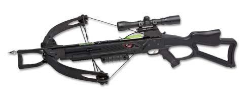 New X-Force Crossbow from Carbon Express