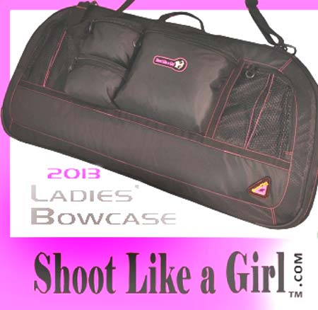 GamePlan Gear and Shoot Like a Girl launch SLG Bowcase