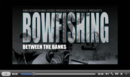 Bowfishing Between the Banks