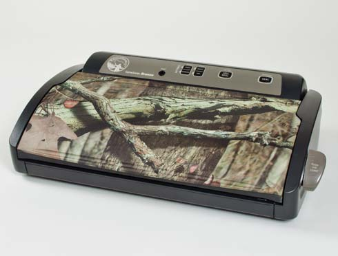 GameSaver® Bronze Vacuum Sealing System