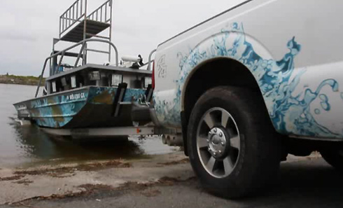 Bowfishing Boats Pictures Out Bowfishing Boats