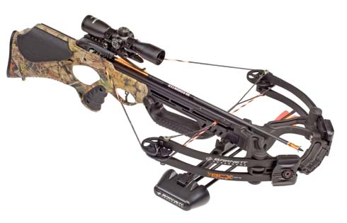 Barnett Buck Commander Extreme (BCX) Takes It To The Next Level