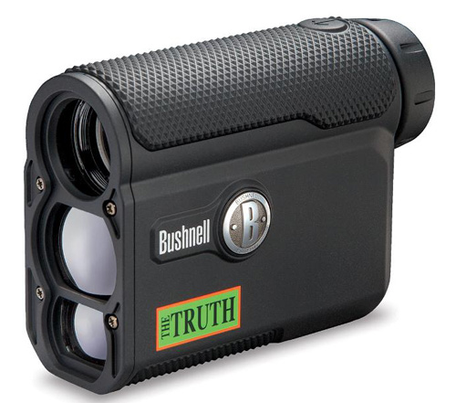 Bushnell And Primos: Truth Laser Rangefinder