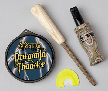 Hunter's Specialties: Drummin' Thunder Kit