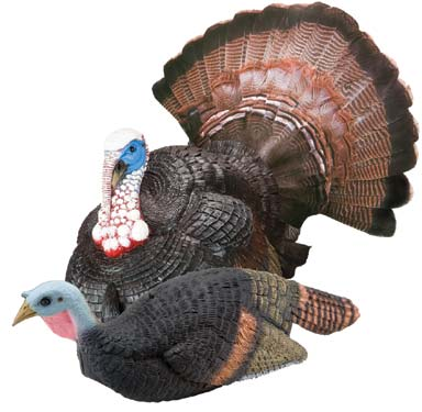 Turkey Decoys from Carry-Lite