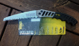 Gear Review: Wicked Tough Hand Saw