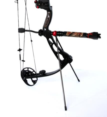 New Bowstix Bow Bipod by Wanna B Outdoors
