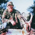 Don with one of his many bowhunting trophies.