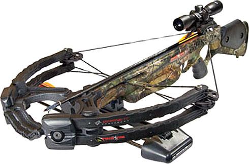 New from Barnett: Predator 375 CarbonLite Crossbow