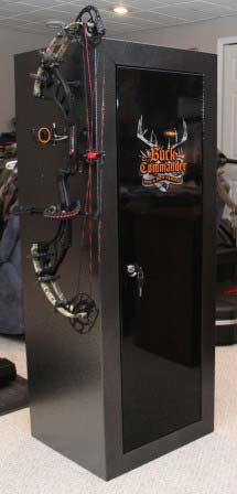 Gear Review: Buck Commander Gun/Bow Cabinet | Bowhunting.Net